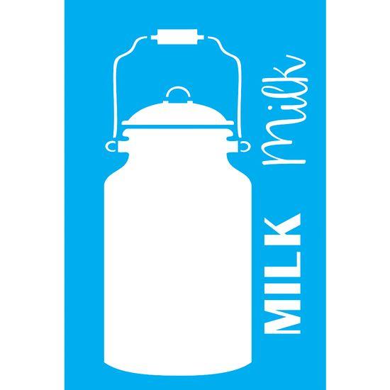 Stencil-para-Pintura-30x20cm-Milk-LSS-021---Litocart