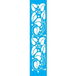 Stencil-para-Pintura-Barra-55X30cm-Folhas-LSBM-003---Litocart