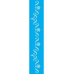 Stencil-para-Pintura-Barra-55X30cm-Flores-LSBM-007---Litocart