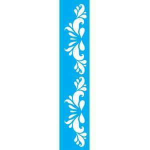Stencil-para-Pintura-Barra-55X30cm-Flores-LSBM-008---Litocart