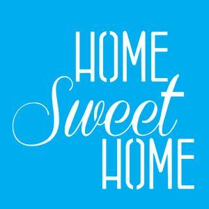 Stencil-para-Pintura-20X20cm-Home-Sweet-Home-LSQ-055---Litocart