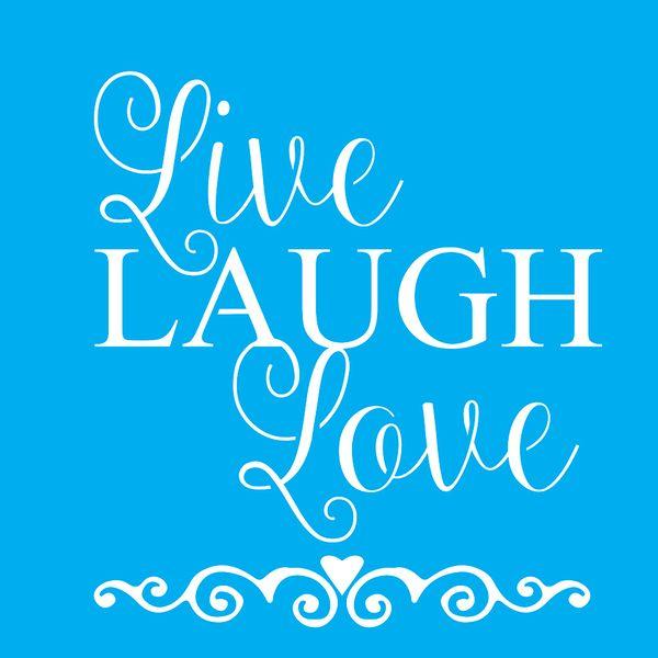 Stencil-para-Pintura-20X20cm-Live-Laugh-Love-LSQ-056---Litocart