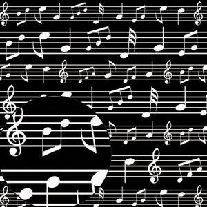 Papel-Scrapbook-Folha-Simples-305x305cm-Notas-Musicais-LSC-278---Litocart