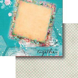 Papel-Scrapbook-Dupla-Face-305x305cm-Flores-e-Poa-LSCD-375---Litocart
