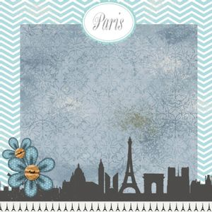 Papel-Scrap-Decor-165x165cm-Paris-LSCP-024---Litocart