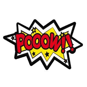 Aplique-Decoupage-7x7cm-Pooow---LMAM-025---Litocart