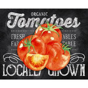 Placa-Decorativa-Organic-Tomatoes-24x19cm-DHPM-132--Litoarte