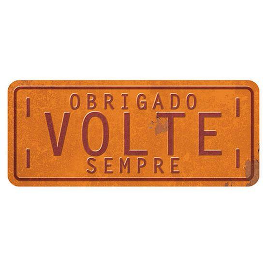 Placa-Decorativa-Obrigado-Volte-Sempre-146x35cm-DHPM2-033---Litoarte