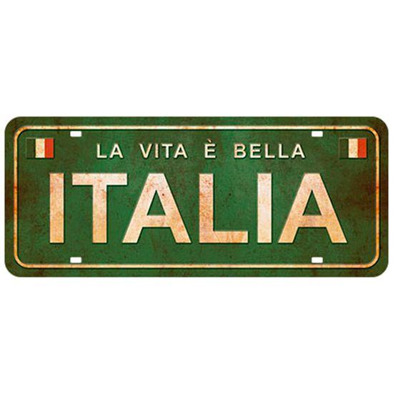 Placa-Decorativa-La-Vita-e-Bella-Italia-146x35cm-DHPM2-077---Litoarte