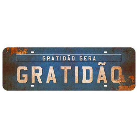 Placa-Decorativa-Gratidao-Gera-Gratidao-40x13cm-DHPM2-078---Litoarte