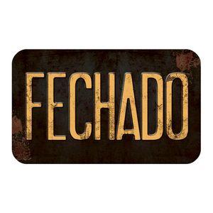 Placa-Decorativa-Fechado-20x12cm-DHPM-098---Litoarte
