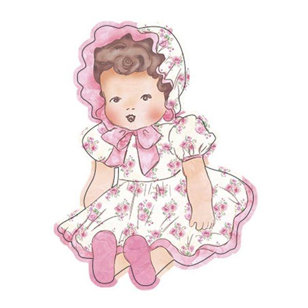 Aplique-Decoupage-8cm-Boneca-Vintage-Feminino-APM8-555---Litoarte