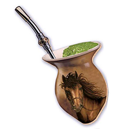 Aplique-Decoupage-8cm-Cuia-Cavalo-APM8-365---Litoarte