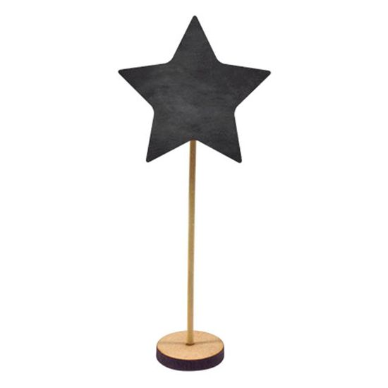 Decor-Home-Mini-Lousa-10x10cm-Estrela-ML2-001---Litoarte