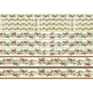 Papel-Decoupage-343x49cm-Barras-com-Frutas-PD-073---Litoarte