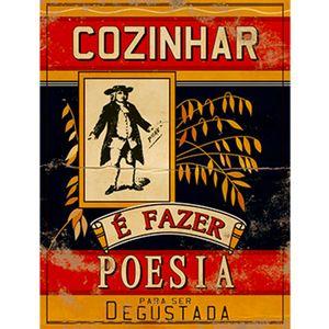 Aplique-Decoupage-8cm-Rotulo-Cozinhar-e-Fazer-Poesia-APM8-760---Litoarte