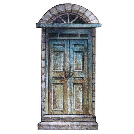 -Aplique-Decoupage-8cm-Porta-APM8-532--Litoarte