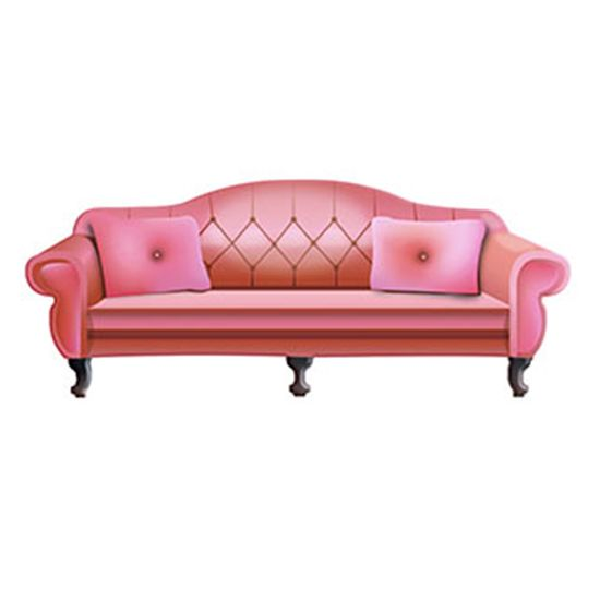Aplique-Decoupage-8cm-Sofa-APM8-395---Litoarte
