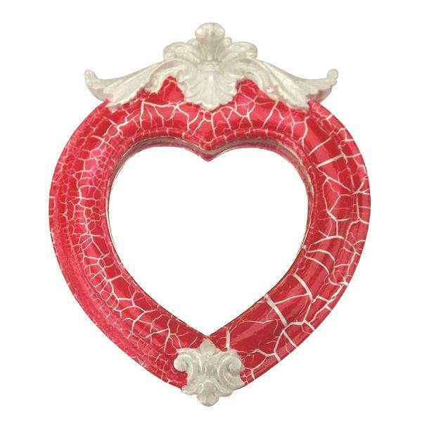 Moldura-Coracao-Colonial-Cantoneira-com-Espelho-Vermelho-e-Branco-Craquele-135x92cm---Resina