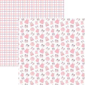Papel-Scrapbook-Dupla-Face-Mini-Basico-305x305cm-Bebe-Menina-Roupinhas-SMB-006-–-Toke-e-Crie-by-Ivana-Madi