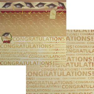 Papel-Scrapbook-Dupla-Face-305x305cm-Congratulations-LSCD-059---Litocart
