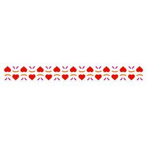 Stencil-Epoca-Arabesco-Coracao-84x285-STE023---Litoarte