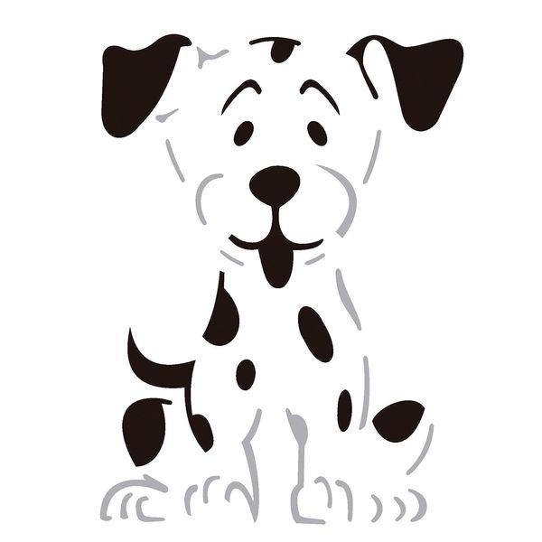 Estencil-para-Pintura-Simples-15x20-Pet-Cachorro-OPA2167---Opa
