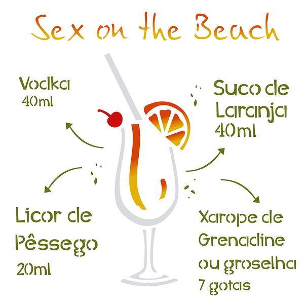 Estencil-para-Pintura-Simples-305x305-Drink-Sex-On-The-Beach-OPA2198---Opa