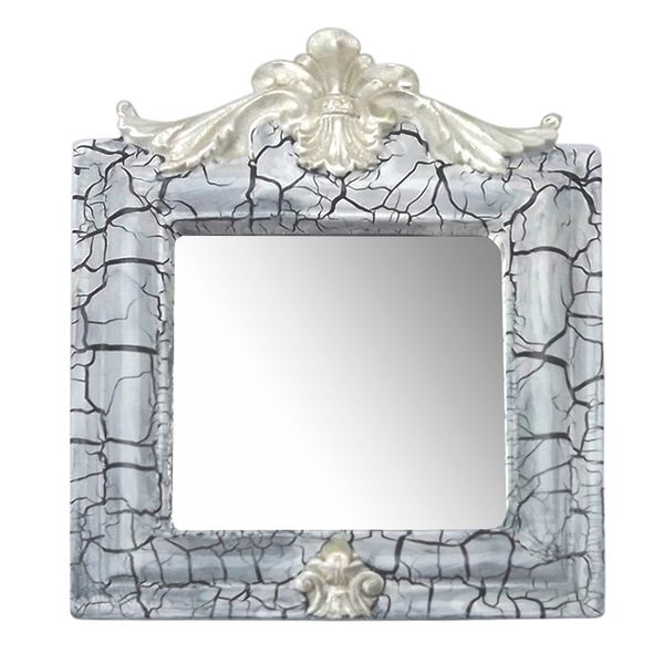 Moldura-Provencal-Retrato-Cantoneira-com-Espelho-Branco-e-Cinza-Craquele-135x11cm---Resina