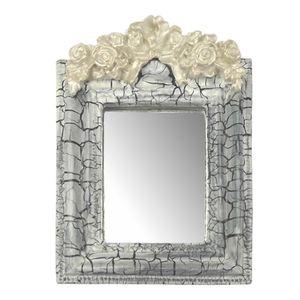 Moldura-Provencal-Retangular-Rosas-com-Laco-com-Espelho-Branco-e-Cinza-Craquele-135x92cm---Resina