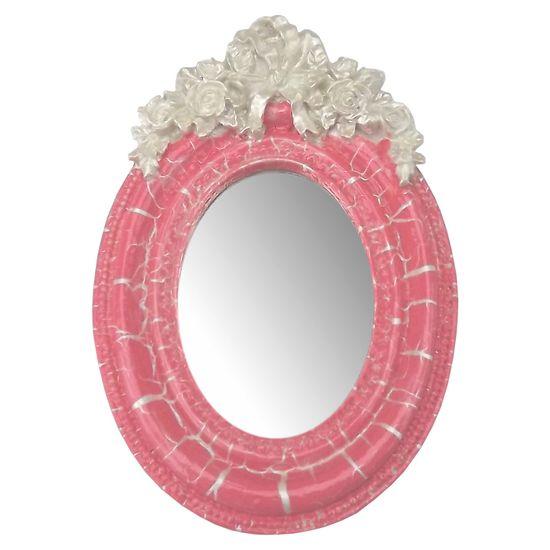 Moldura-Provencal-Oval-Rosas-com-Laco-com-Espelho-Rosa-e-Branco-Craquele-95x14cm---Resina