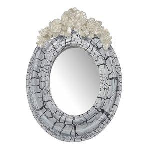Moldura-Provencal-Oval-Rosas-com-Laco-com-Espelho-Branco-e-Cinza-Craquele-95x14cm---Resina