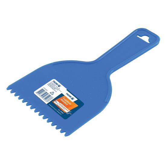 Espatula-Plastica-Dentada-20cm-2161-20---Pinceis-Tigre