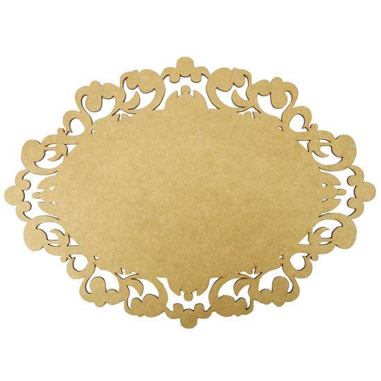 Moldura-em-MDF-Oval-Lisa-50x36cm-Colonial---Palacio-da-Arte