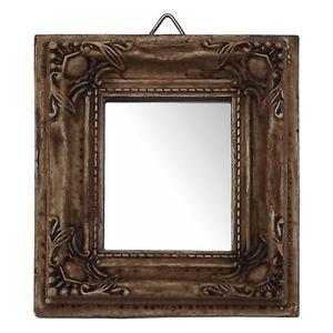 Moldura-Quadrada-com-Borda-Cantoneira-com-Espelho-Betume-11x10cm---Resina
