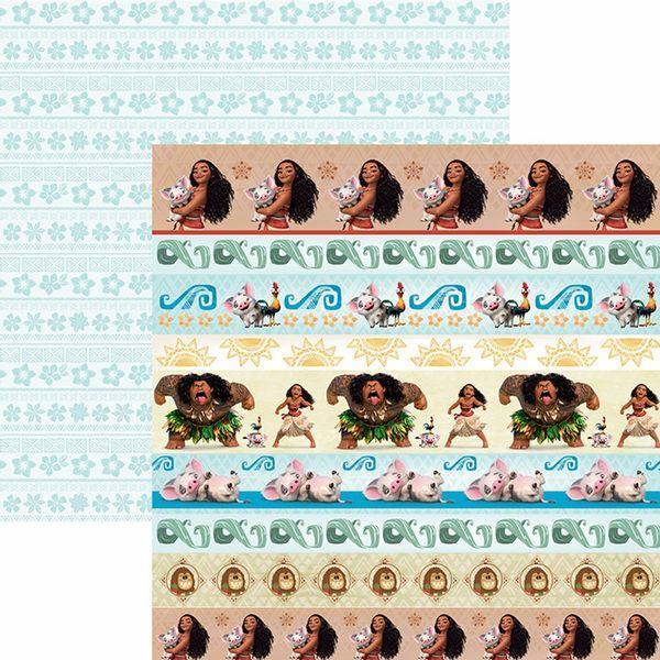 Papel-Scrapbook-Dupla-Face-305x305cm-Moana-2-Faixas-SDFD-089---Toke-e-Crie