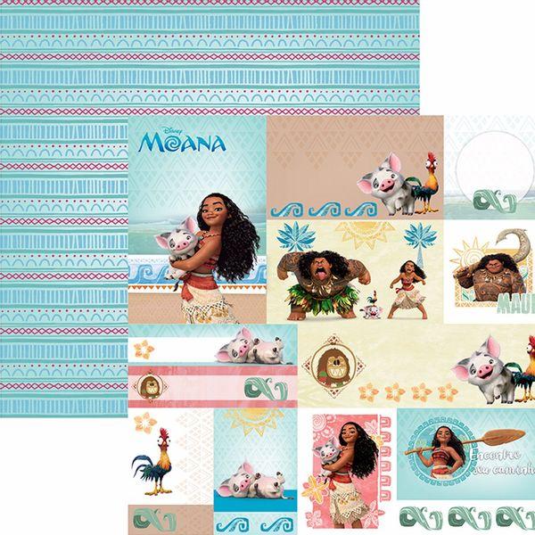 Papel-Scrapbook-Dupla-Face-305x305cm-Moana-2-Tags-SDFD-090---Toke-e-Crie