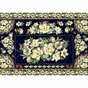Papel-Decoupage-343x49cm-Flores-com-Fundo-Preto-PD-157---Litoarte