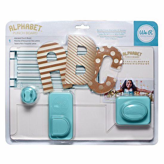 Mini-Base-Criativa-Alfabeto-e-Numeros-Grande-76x127cm-Alphabet-Punch-Board-WER009---WeR
