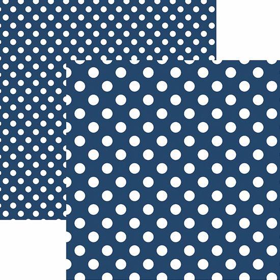 Papel-Scrapbook-Dupla-Face-Basico-305x305cm-Poa-Grande-Azul-Marinho-KFSB472---Toke-e-Crie-by-Mariceli