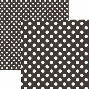 -Papel-Scrapbook-Dupla-Face-Basico-305x305cm-Poa-Grande-Preto-KFSB473---Toke-e-Crie-by-Mariceli