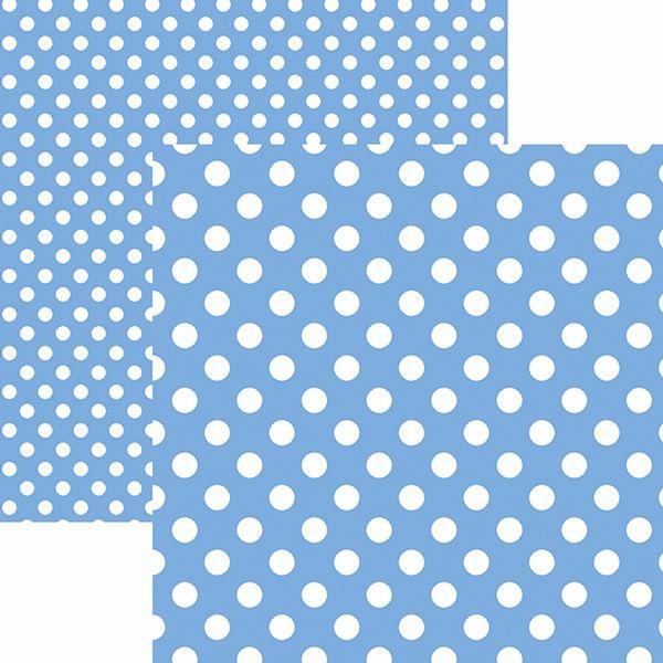 Papel-Scrapbook-Dupla-Face-Basico-305x305cm-Poa-Grande-Azul-Serenity-KFSB485---Toke-e-Crie-by-Mariceli