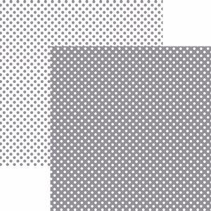 Papel-Scrapbook-Dupla-Face-Basico-305x305cm-Poa-Pequeno-Cinza-KFSB466---Toke-e-Crie-by-Mariceli
