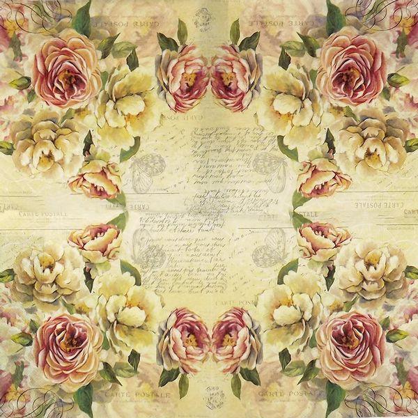 Guardanapo-Decoupage-Floral-Romantico-2-unidades-GUA200258---Toke-e-Crie