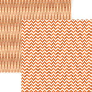 Papel-Scrapbook-Dupla-Face-Basico-305x305cm-Chevron-Laranja-KFSB414---Toke-e-Crie-by-Mariceli