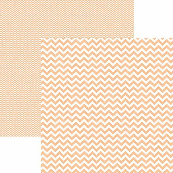 Papel-Scrapbook-Dupla-Face-Basico-305x305cm-Chevron-Coral-KFSB423---Toke-e-Crie-by-Mariceli