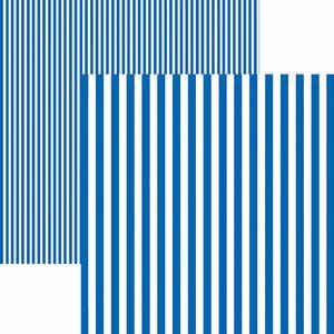 Papel-Scrapbook-Dupla-Face-Basico-305x305cm-Listras-Azul-Royal-KFSB431---Toke-e-Crie-by-Mariceli