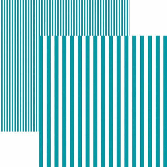 Papel-Scrapbook-Dupla-Face-Basico-305x305cm-Listras-Turquesa-KFSB444---Toke-e-Crie-by-Mariceli