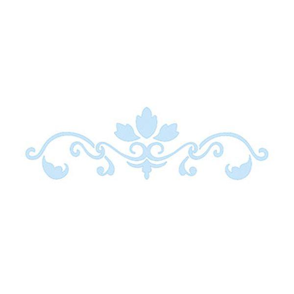 Stencil-para-Pintura-e-Confeitaria-215x6cm-Arabesco-Imperial-SC3-001---Litoarte