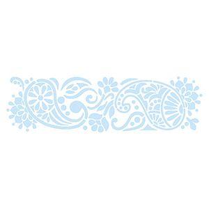 Stencil-para-Pintura-e-Confeitaria-215x6cm-Paisley-SC3-009---Litoarte